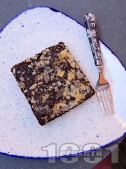 Домашно шоколадово Брауни  - снимка на рецептата